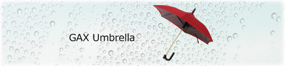 GAX Umbrella  News & Blog